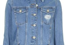 S/S 2015: Denim Delights / Can you double denim? With this trend you totally can: in fact triple it and dare to wear it head to toe. The more denim the better. Too much is never enough. / by TREND