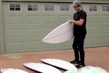 DHD 99 / DHD surfboards 99 Julian Wilson