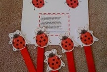Ladybugs Theme / by Barb Ackerman