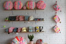 Harvest Storeroom / Harvest Storeroom is the bricks and mortar store for Harvest Textiles. We stock one off and limited edition hand printed homewares, clothing and accessories by Harvest Textiles. Visit 512 Lygon Street, East Brunswick, Victoria, Australia on Fridays, Saturdays and Sundays between 10am - 4pm.