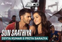 Sun Saathiya Lyrics – ABCD 2 Divya Kumar, Priya Saraiya