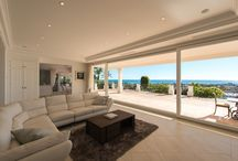 Spectacular Living Rooms / A collection of images of spectacular living rooms taken from our portfolio of properties for sale on the Costa del Sol