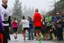Record Searchlight: Redding Runners / Images from the Redding Marathon and other outdoor running events in Redding, California. / by Record Searchlight / Redding.com