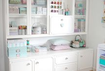 Hobi odası (craft room)