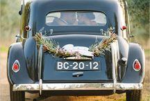 Samochód dekoracje