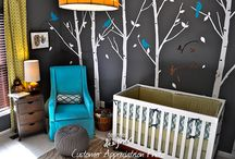 Girl's Nursery / by Jennifer Green