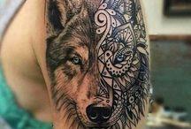 tattoed men
