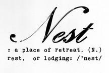 Love Nest / by Chelsea Tweed