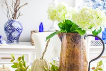 Tablescapes / A collection of Tablescapes for inspiration