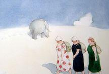 Favourite illustrators - Lisbeth Zwerger / by Louisa Higgins