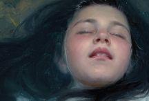 Jeremy Lipking / American realist painter (1975-
