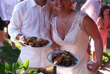 Catering Events - Buffet Set-Ups & Venues / Various photos of buffet set-ups and venues at which we have catered.