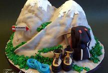 Mountain / Nature Cakes