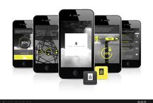 Design - Web & Mobile / inspiring site designs and layouts  / by Aja Shamblee