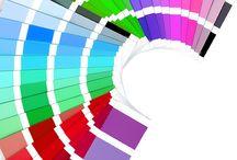 Farger i alle varianter! / Forny omtrent hva som helst i hvilken farge du vil med Quick Bengalack. Vi elsker farger!