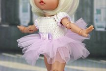 куклы мини бжд