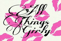 ALL THINGS GIRLY..❤ / ALL THINGS GIRLY !  COMMENT TO JOIN ❤  INVITE YOUR FRIENDS ❤  / by Marlous ❤