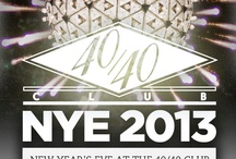 Coming Up At The 40/40 Club  / Take a look at some Upcoming Events at the 40/40 Club!