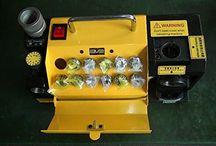 Portable drill bit grinder, Sharpener grinder, small drill bit sharpening machines