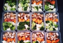 Food prepping / by Laura Cann