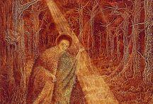 woodcarving Slavic