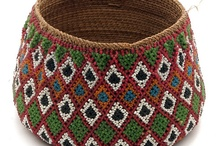 Beadwork from Mozambique