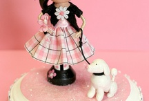 Dolls / I like girly stuff. May try to make some of these one day!