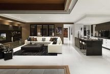 Lounge and TV room