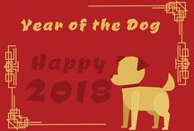 Chinese New Year 2018 Templates / Ring In The Chinese New Year  Design Wizards Chinese New Year inspired greeting card templates welcomes The Year of the Dog! We have designed a beautiful range of Chinese New Year social media posts and greeting cards that celebrate this famous occasion with authentic oriental images.