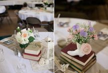 Events/Centerpieces / by Melanie V.