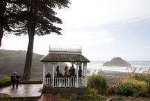 Mendocino Coast Intimate Destination Wedding