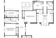 floor plans. / by margot gaines