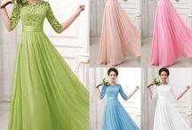 Going Away Dresses