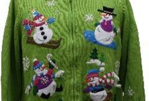 Ugly Christmas Sweaters / by Ann Moyle