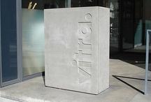 6.  Concrete | Signage