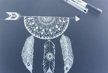 mandala drawing ❂ / ❂ mandala drawing ❂