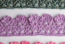 How to ... crochet edging