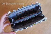 sewing purse