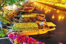 Asia travel dreams