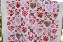 Quilting hearts