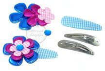 Zelfmaakpakket Haarspeldjes / Zelfmaakpakketjes voor het zelf maken van haarspeldjes