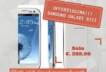 Offerte in negozio / Offerte speciali su vendita di apparati telefonici ed altre attrezzature / by Riccardo Agostinelli
