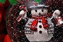 gif natalizie