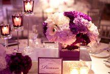 MARIAGE theme et décoration
