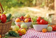 Zöldségek / A zöldség fogyasztása hosszabb életet biztosít