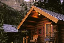Natural beauty - cabins