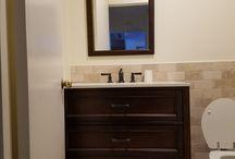 Lake Shore Drive, Chicago, Bathroom Remodel