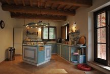 Kitchens / A #kitchen in #Italy represents the place where #families spend time #together