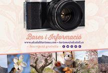 """III MARATÓN FOTOGRÁFICA """"ALCALALÍ EN FLOR"""" / Imágenes premiadas en la III Maratón fotográfica #AlcalalíEnFlor."""
