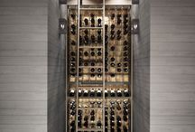 Contempt wine rack